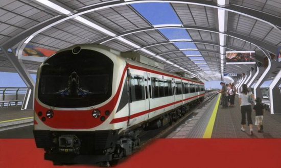 โครงการรถไฟฟ้าสายสีแดง